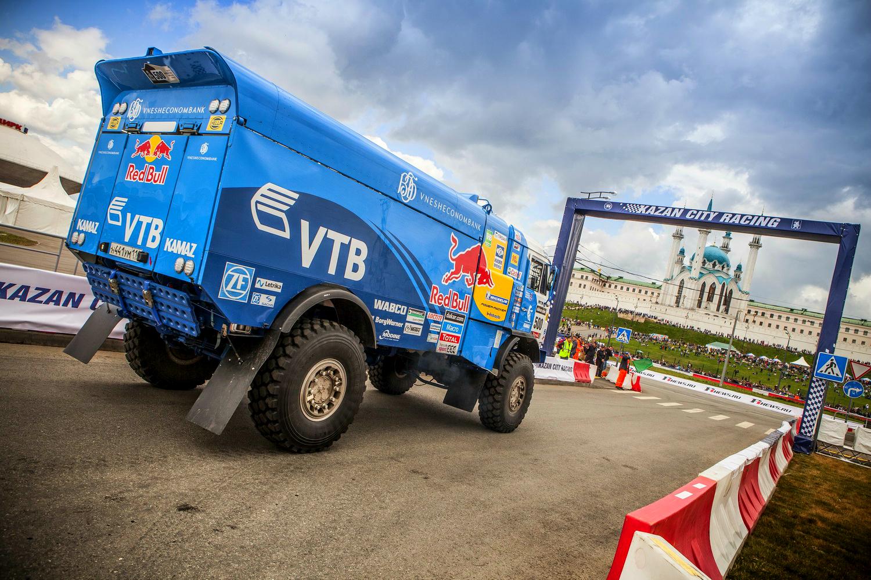 «КАМАЗ-мастер» на автошоу Kazan City Racing