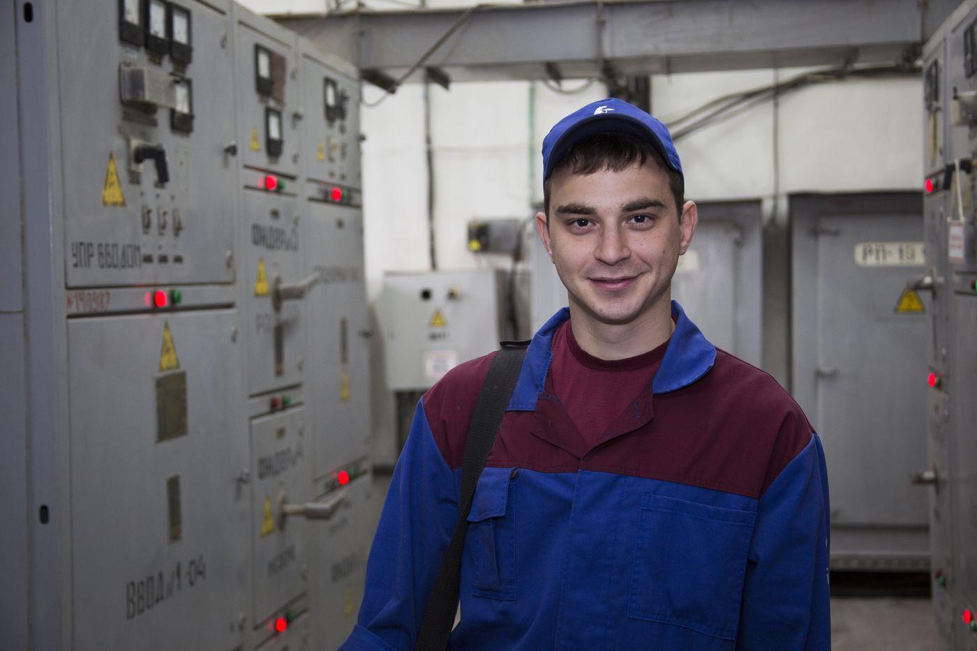 Алик Николаев, электромонтёр Завода двигателей ПАО «КАМАЗ»