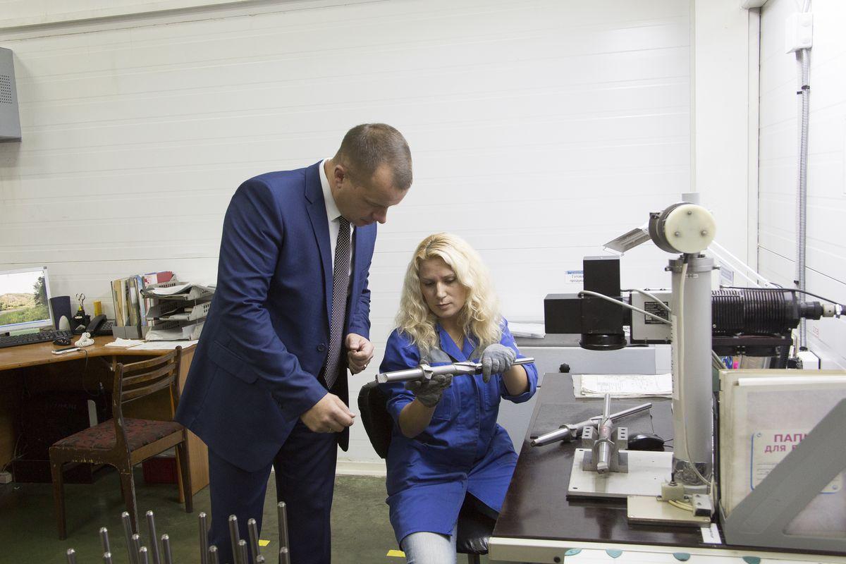 Сергей Зуйков, директор Ремонтно-инструментального завода ПАО «КАМАЗ»