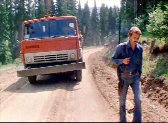 КАМАЗы в кино. «Найти и обезвредить» (1982)