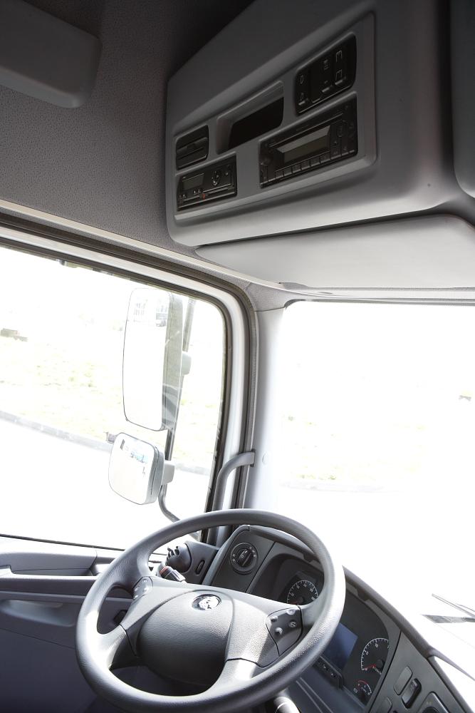 КАМАЗ-5490: магистральник с большим будущим