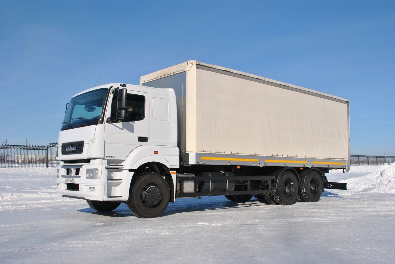 КАМАЗ-65207 – представитель нового семейства магистральных грузовиков КАМАЗ с улучшенными потребительскими свойствами