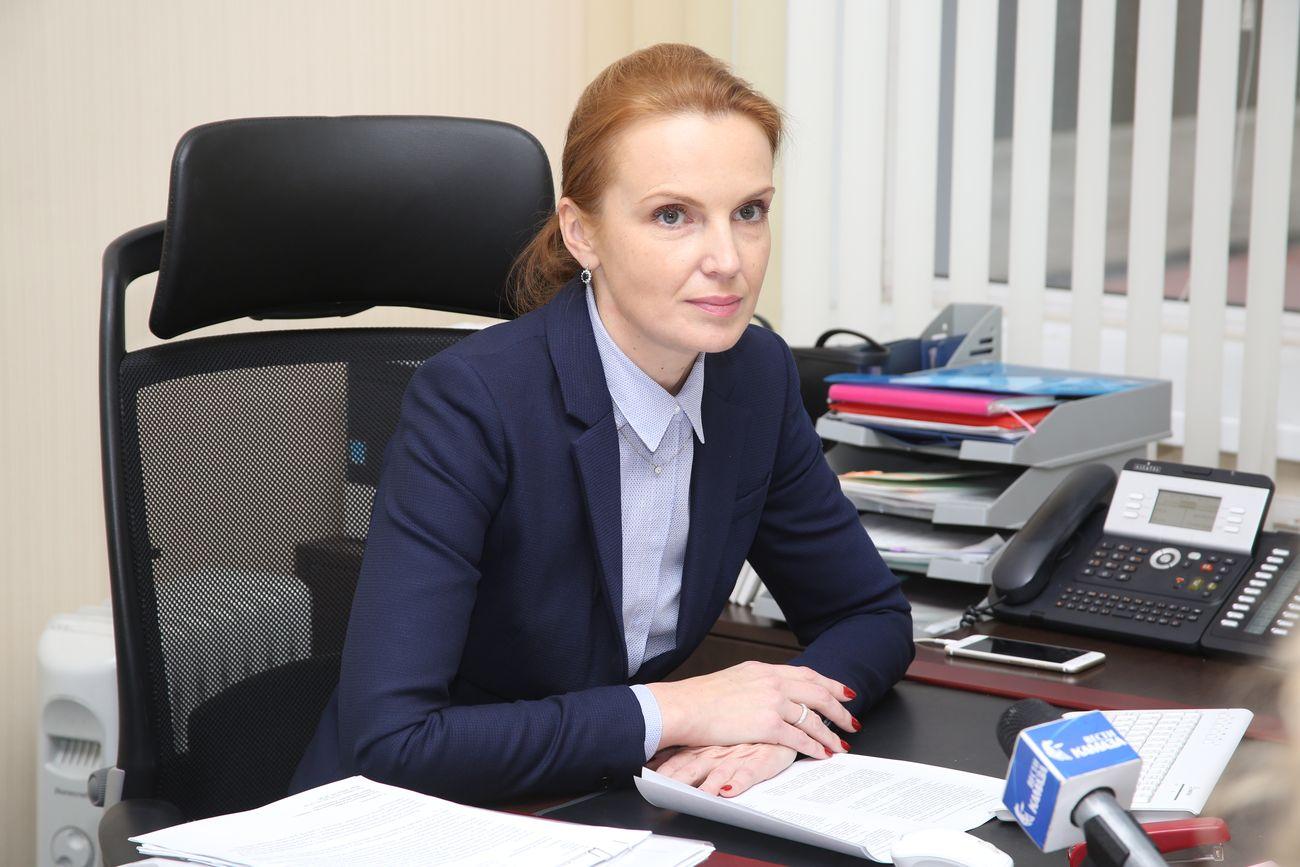 Корпоративный директор «КАМАЗа» Жанна Евгеньевна Халиуллина