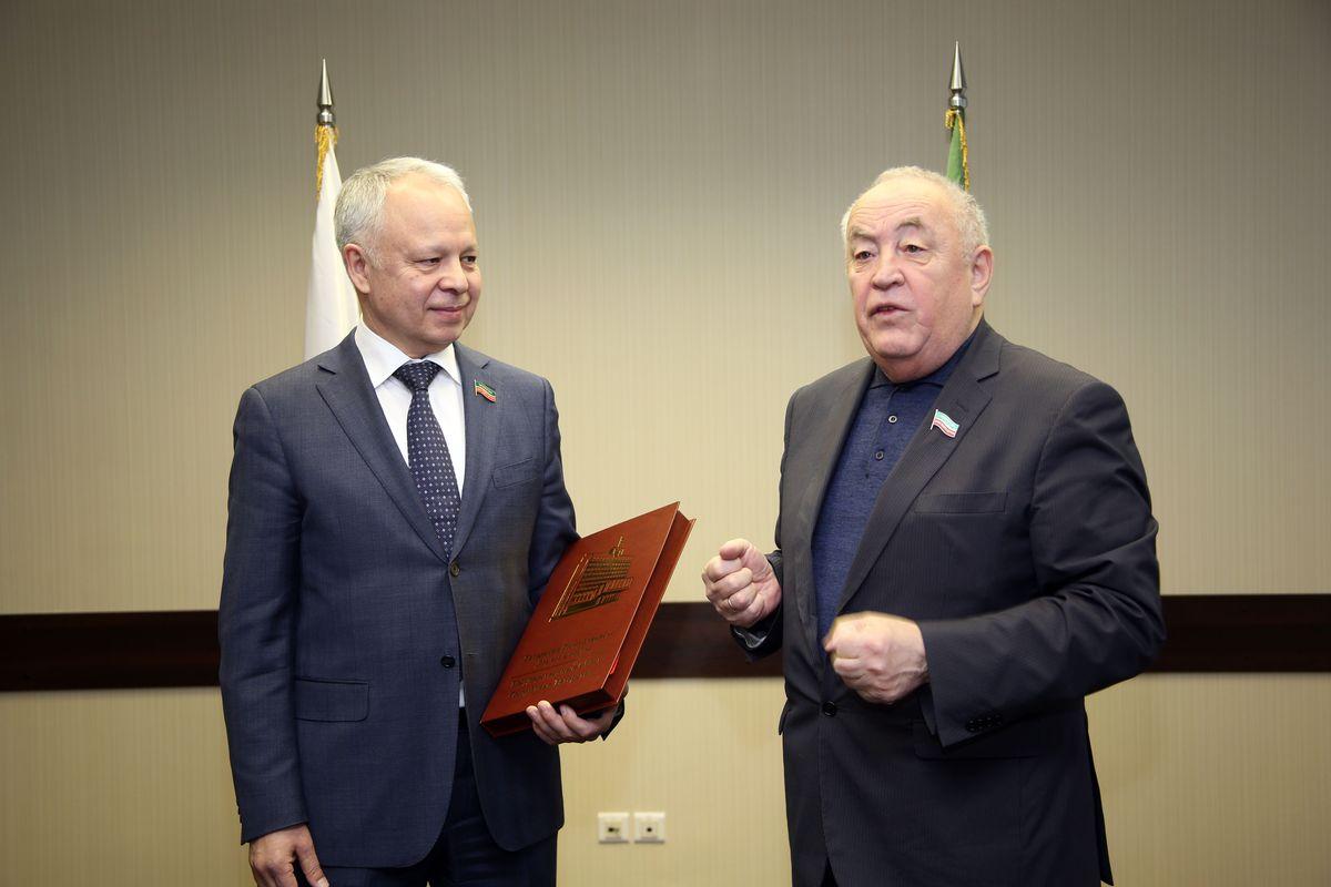 Награждён заместитель генерального директора ПАО «КАМАЗ» по безопасности