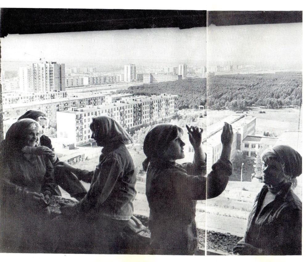 Фотография Льва Шерстенникова