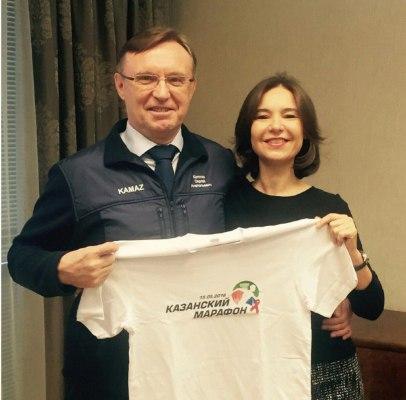 Казанский марафон-2016