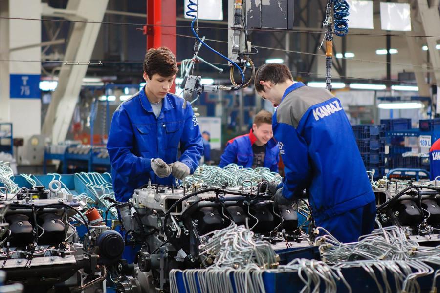 Портал «Колёса.ру» побывал в Набережных Челнах на заводе «КАМАЗ»