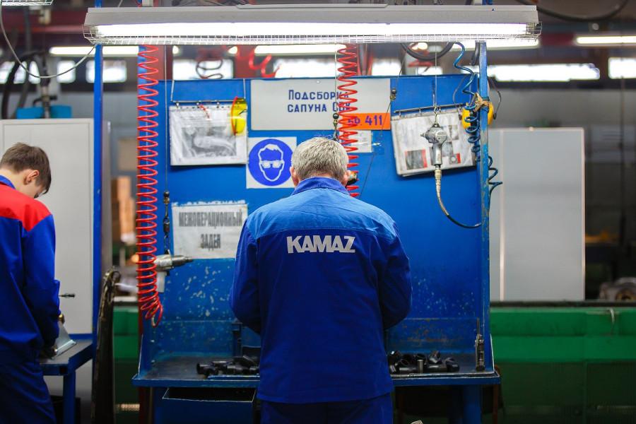 «КАМАЗ» начинает модернизацию производства под новый Р6