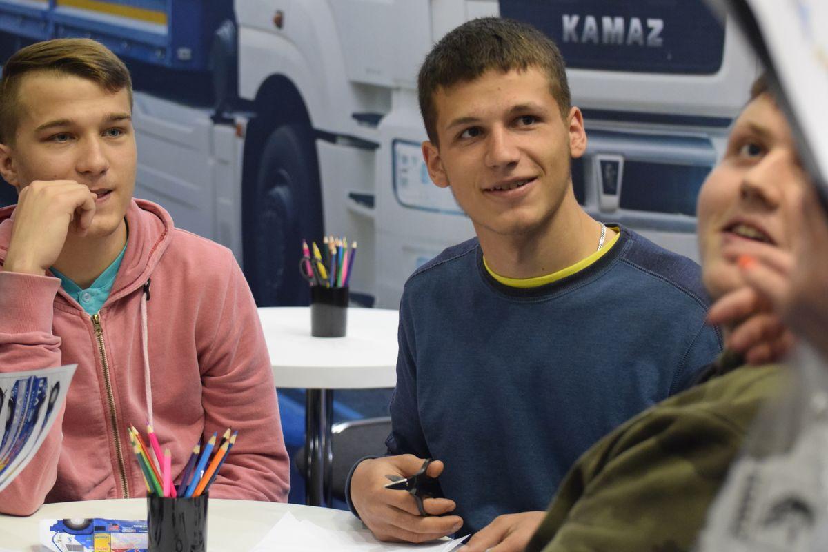 Камазовцы на чемпионате «Молодые профессионалы» (WorldSkills Russia) 2016