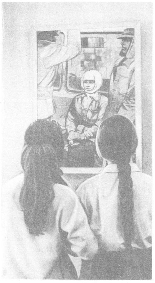 Фотография из книги «Испытание Батыра»