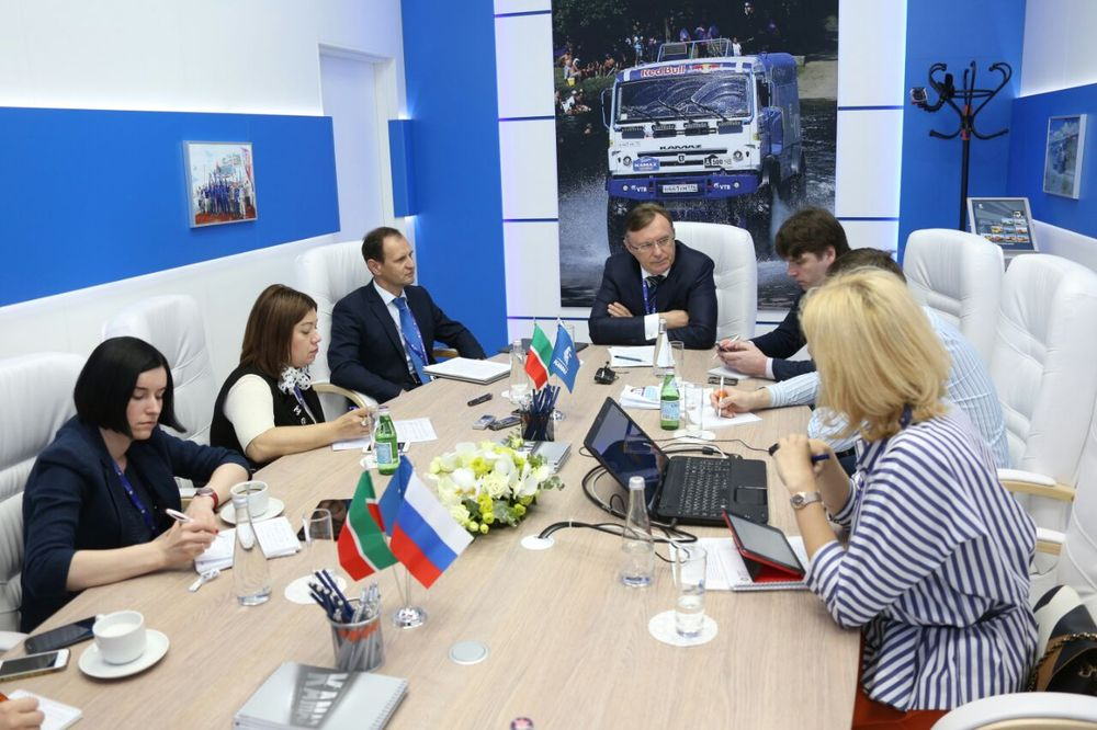 ПМЭФ-2016: Встреча Сергея Когогина с прессой