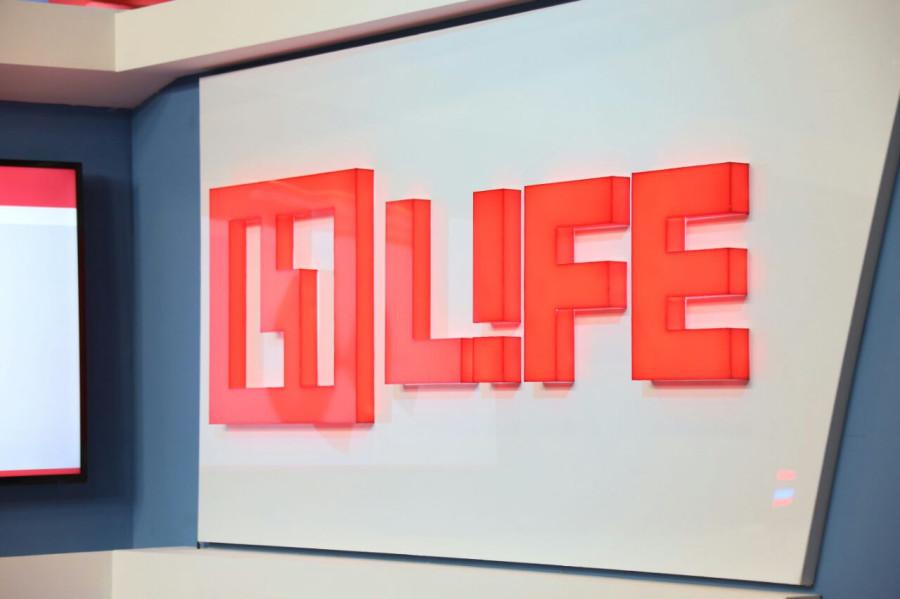 Сергей Когогин на «ПМЭФ-2016» дал интервью телеканалу Life