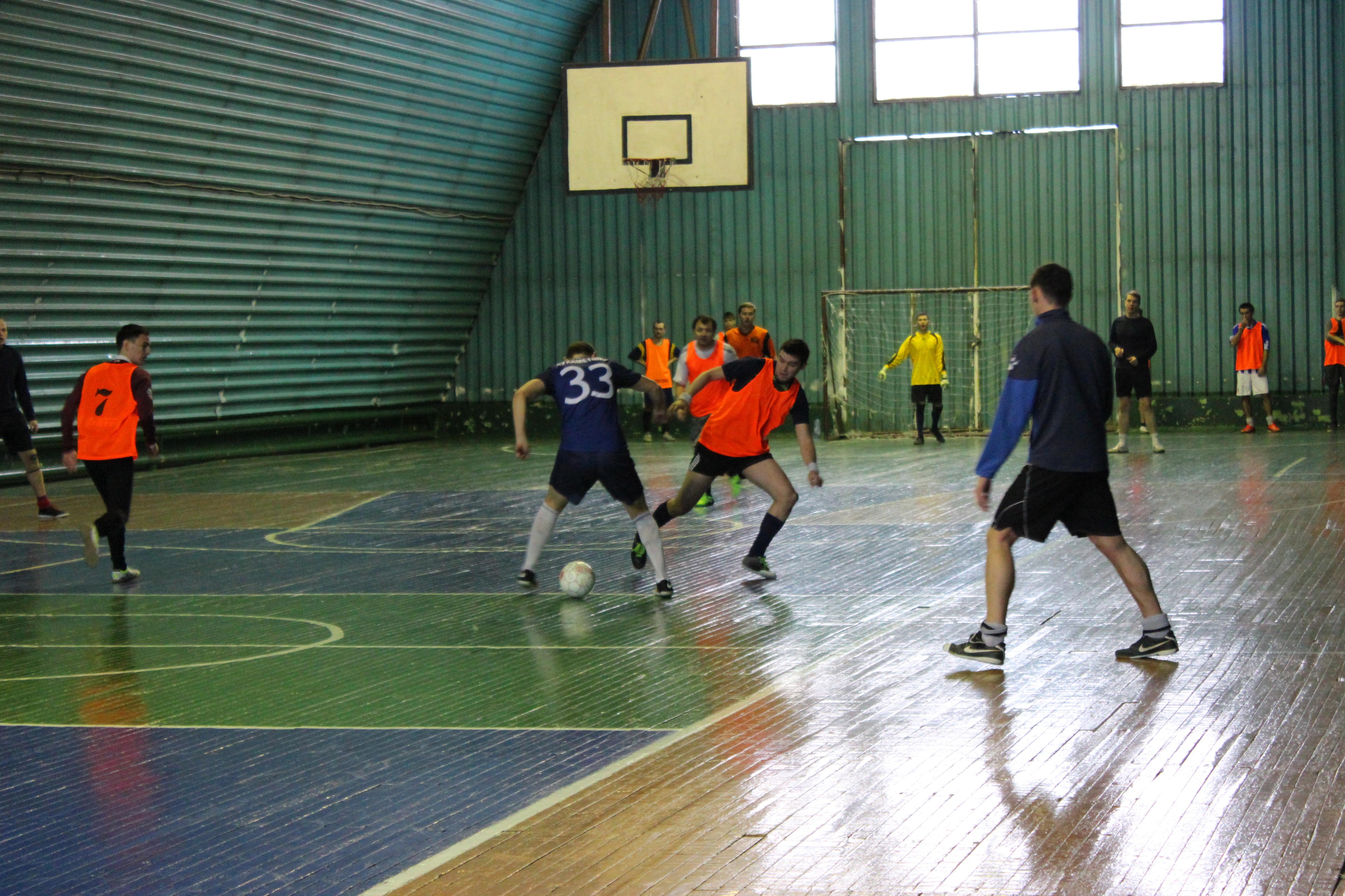 Первенство по мини-футболу БЗГД-ДР