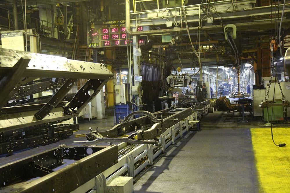 На «КАМАЗе» проведен ремонт оборудования