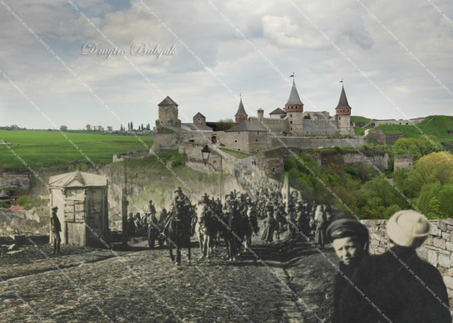 Австро венгры 1918