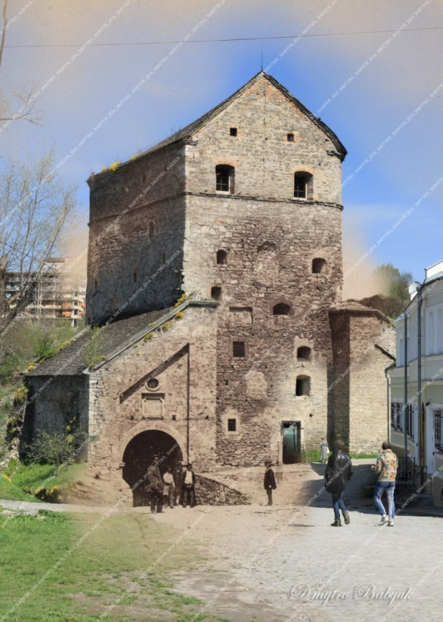 Башня батория