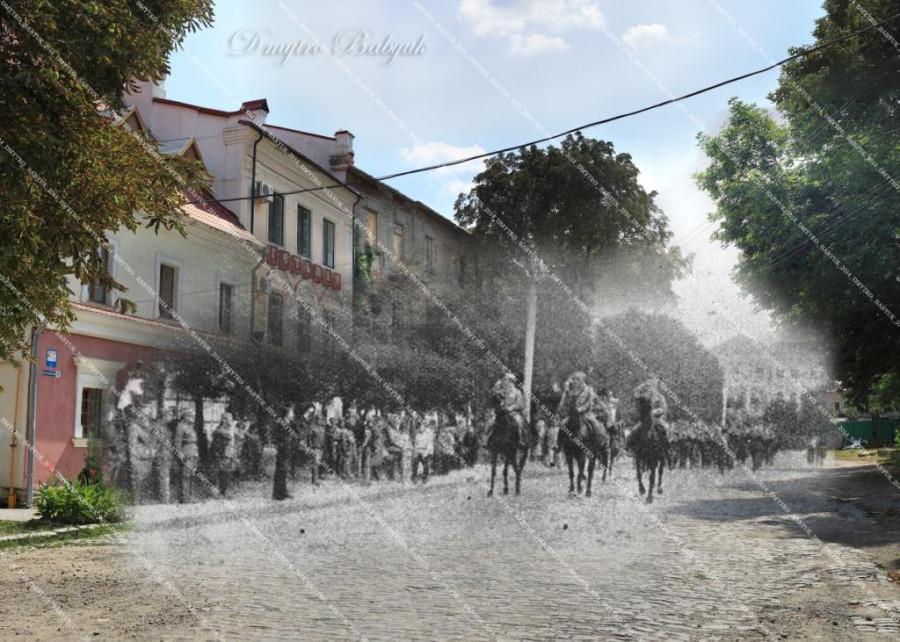 Войска УСС 1919