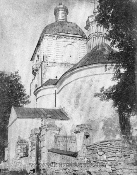 ИПвид с востока Таранушенко 1930