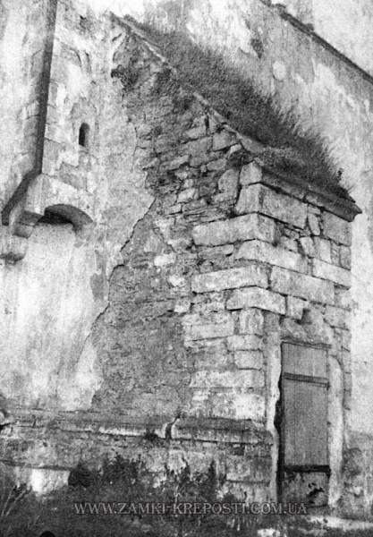 ИПЮжный контрфорс Таранушенко 1930