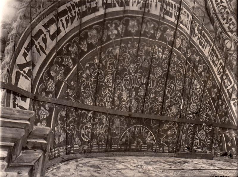 Розписи синагоги в селищі Смотрич 8.jpg
