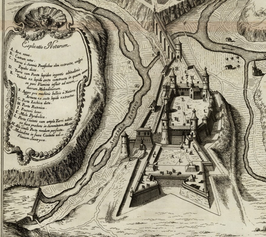 1684 замок