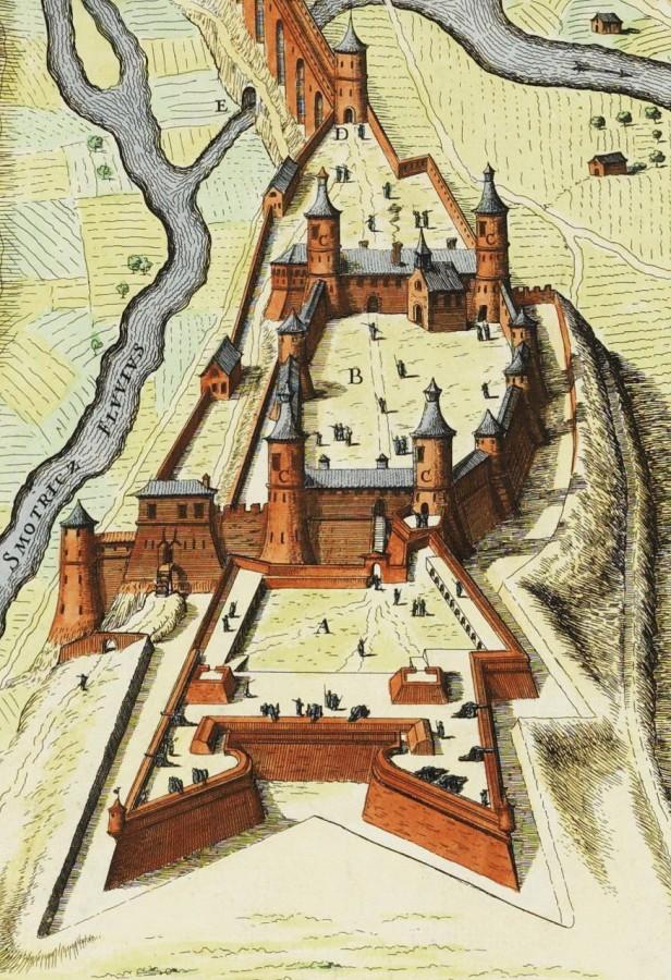 1684 замок цвет