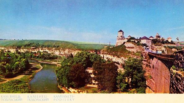 11.  Старовинна фортеця. Історико-архітектурна пам'ятка ХІІІ-ХVІІІ ст.