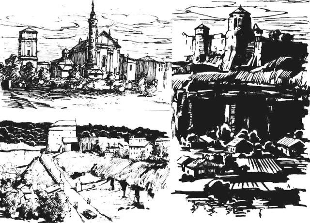 Як виглядає чорно-білий Кам'янець - фото 3