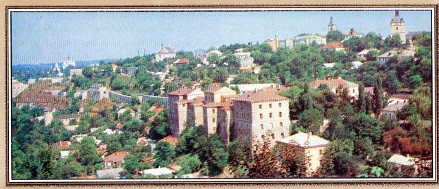 21. Панорама Старого міста