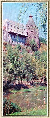 20. Ресторан Стара фортеця. Гончарна башта XVI ст