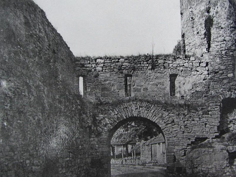 Рус барбакан 1930