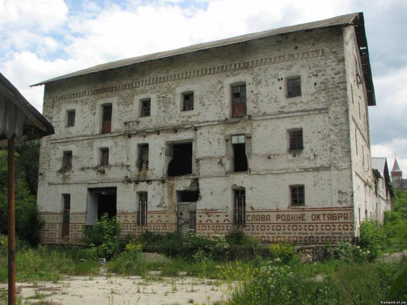 1 здание