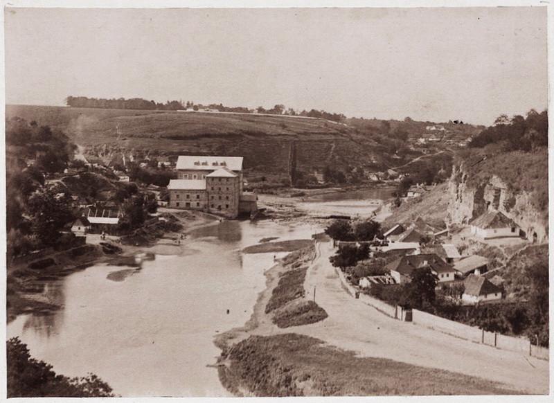 Мельница 1885