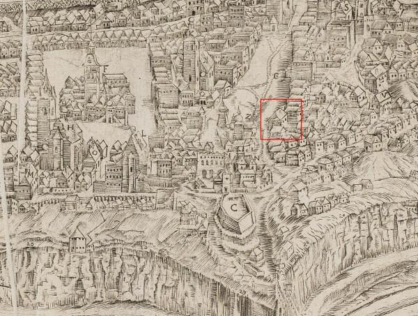 Тринитарии Дом Хочимирского 1672