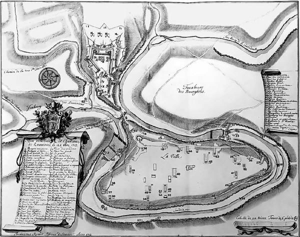 1713 Бенедикт Ренард