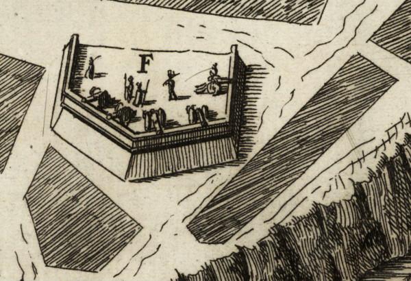 Армянский бастион 1684