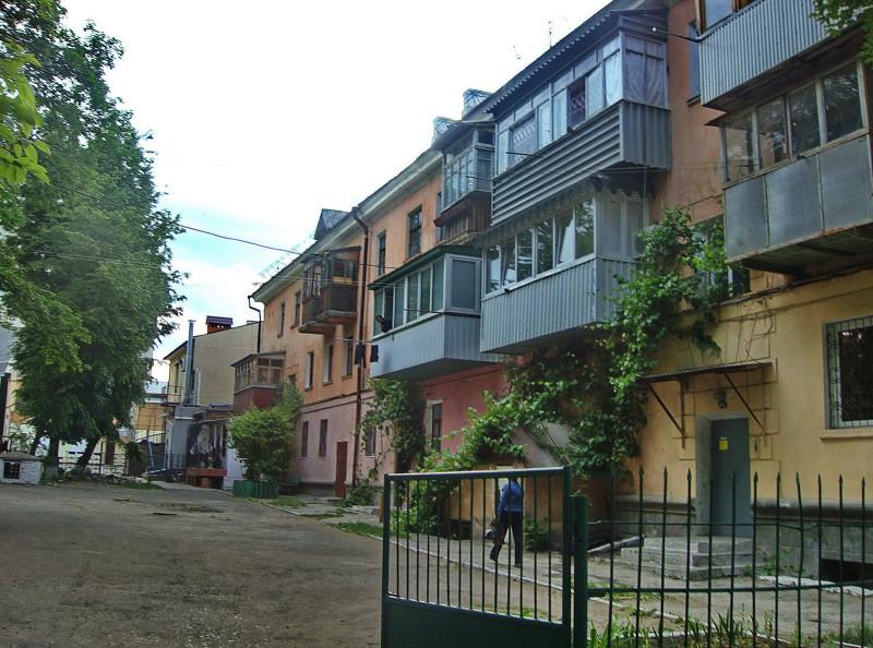 дворик Соборная