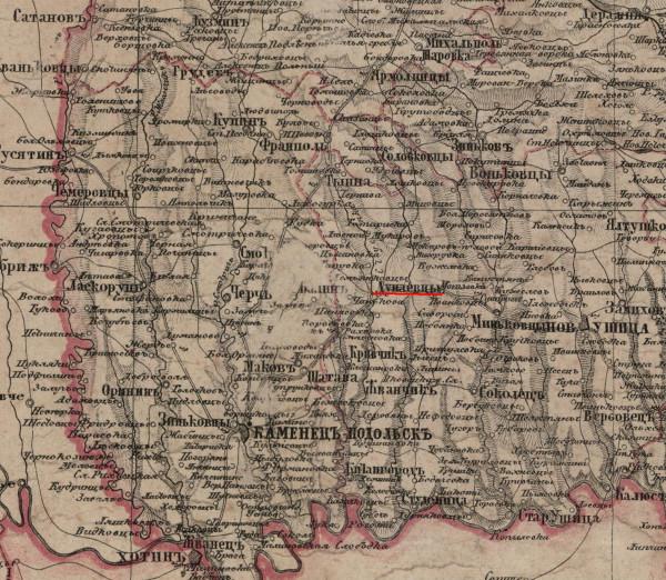 1914 Dunaewci uezd