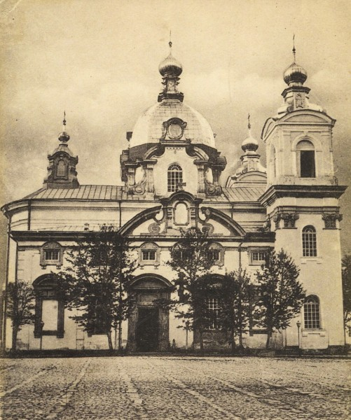 Казанский собор 20 век