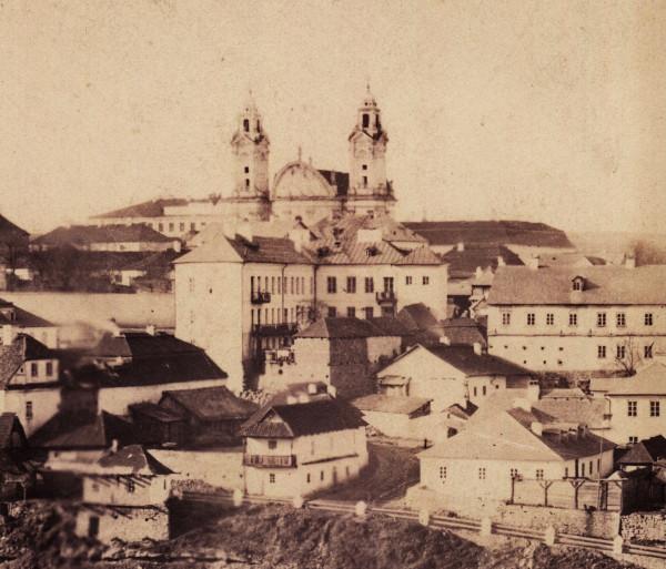 Костел до 1864