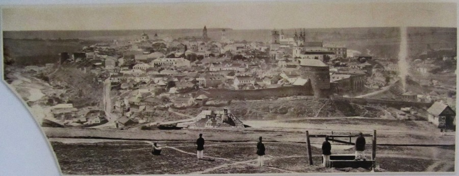 Вид до 1864