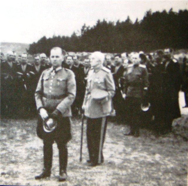 Краснов и Паннвиц