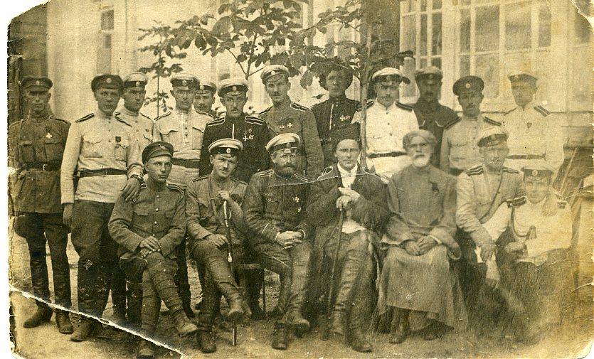 Тимановский и Докукин