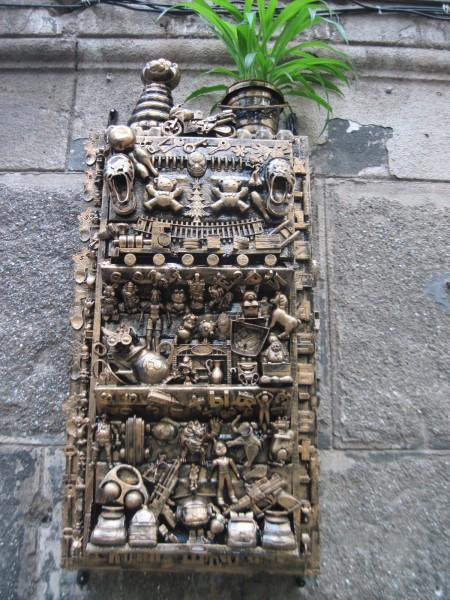 инсталляция в Одессе
