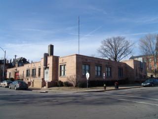 Former St. Louis Metropolitan Police Station