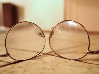 Angled Glasses