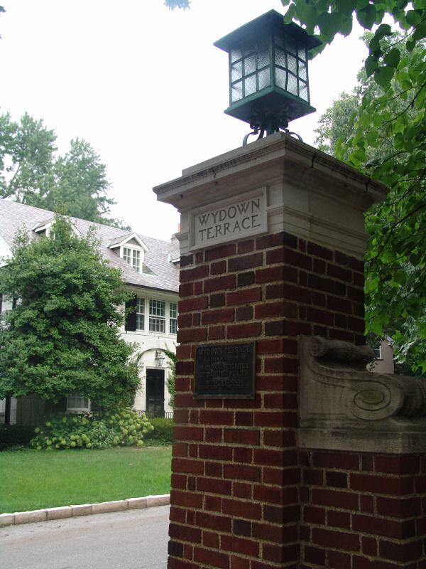 Wydown Terrace, N.R.H.P.