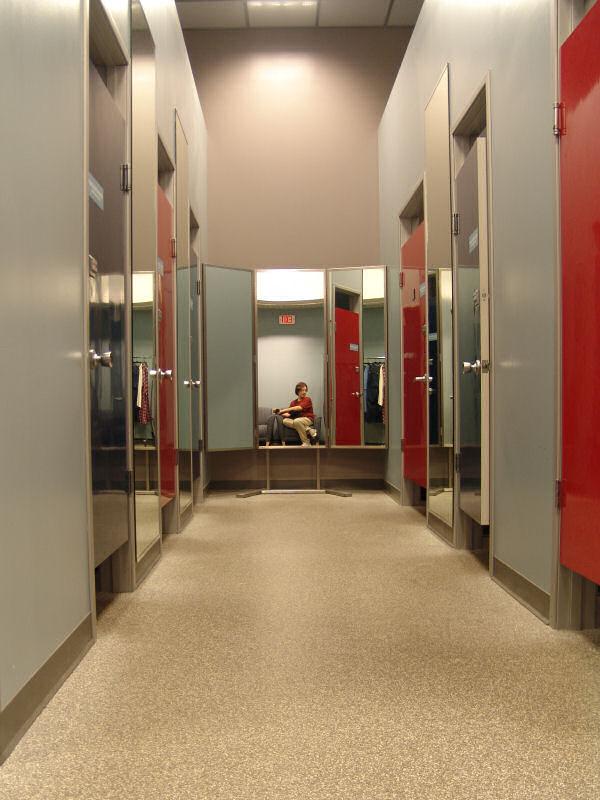 Hallway of Dressing