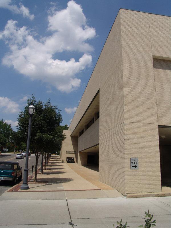 United States Post Office - Clayton, Missouri