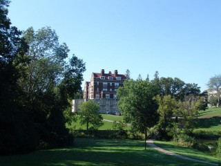 Evans Hall at Carleton College